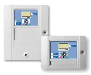 Fire detection control panels